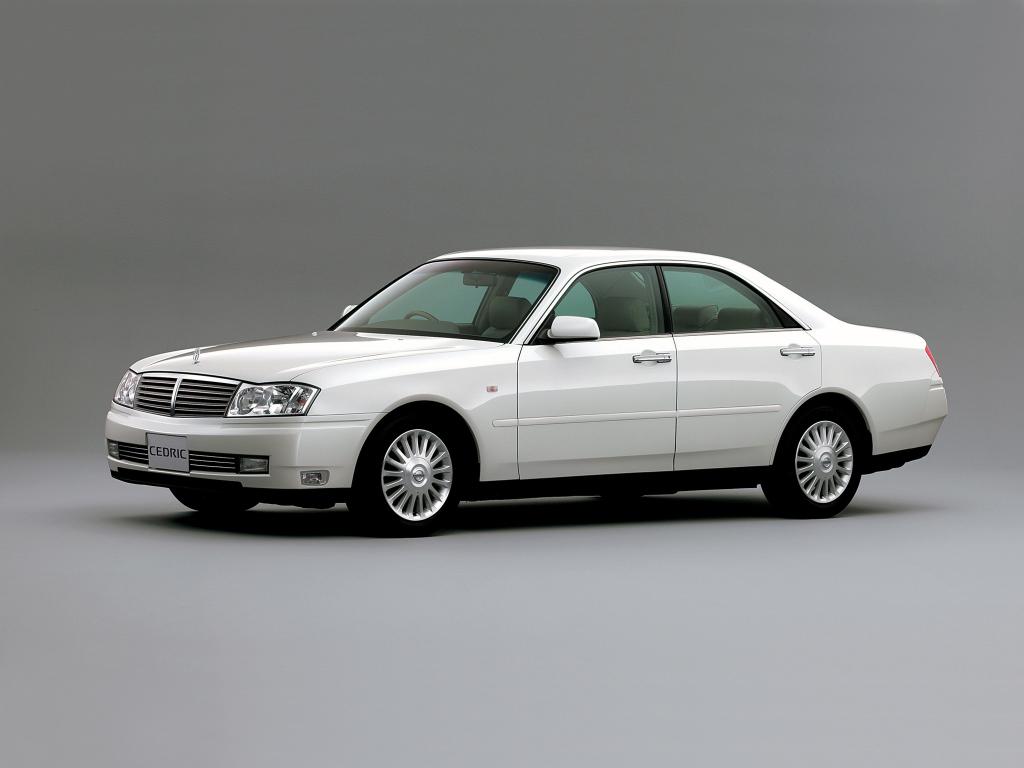 Nissan, Cedric (Y34), Nissan Cedric (Y34) '1999–2004, AutoDir