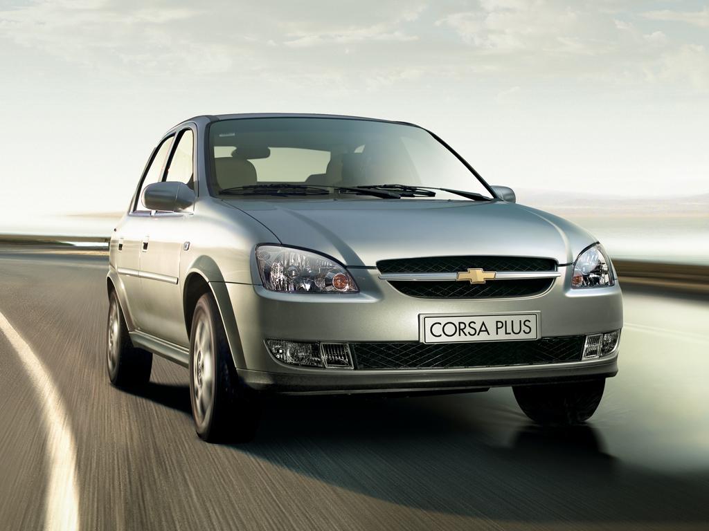 Chevrolet, Corsa Plus, Chevrolet Corsa Plus '2006–09, AutoDir