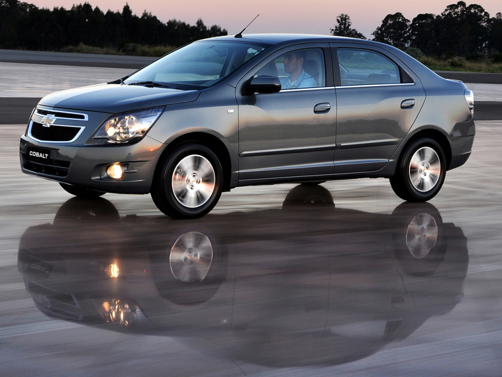 Chevrolet, Cobalt [BR-spec], Chevrolet Cobalt [BR-spec] '2011–15, AutoDir