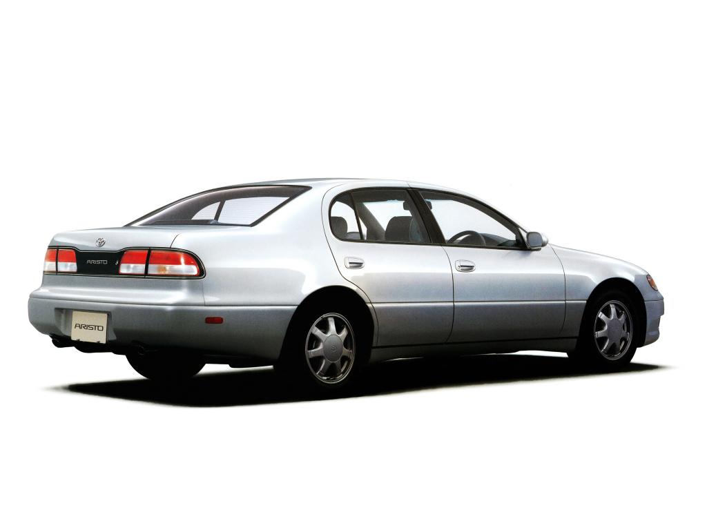 Toyota, Aristo (S143/S147), Toyota Aristo (S143/S147) '1994–97, AutoDir