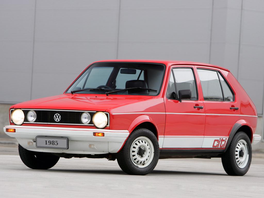Volkswagen, Citi Golf Sport, Volkswagen Citi Golf Sport '1985–2003, AutoDir