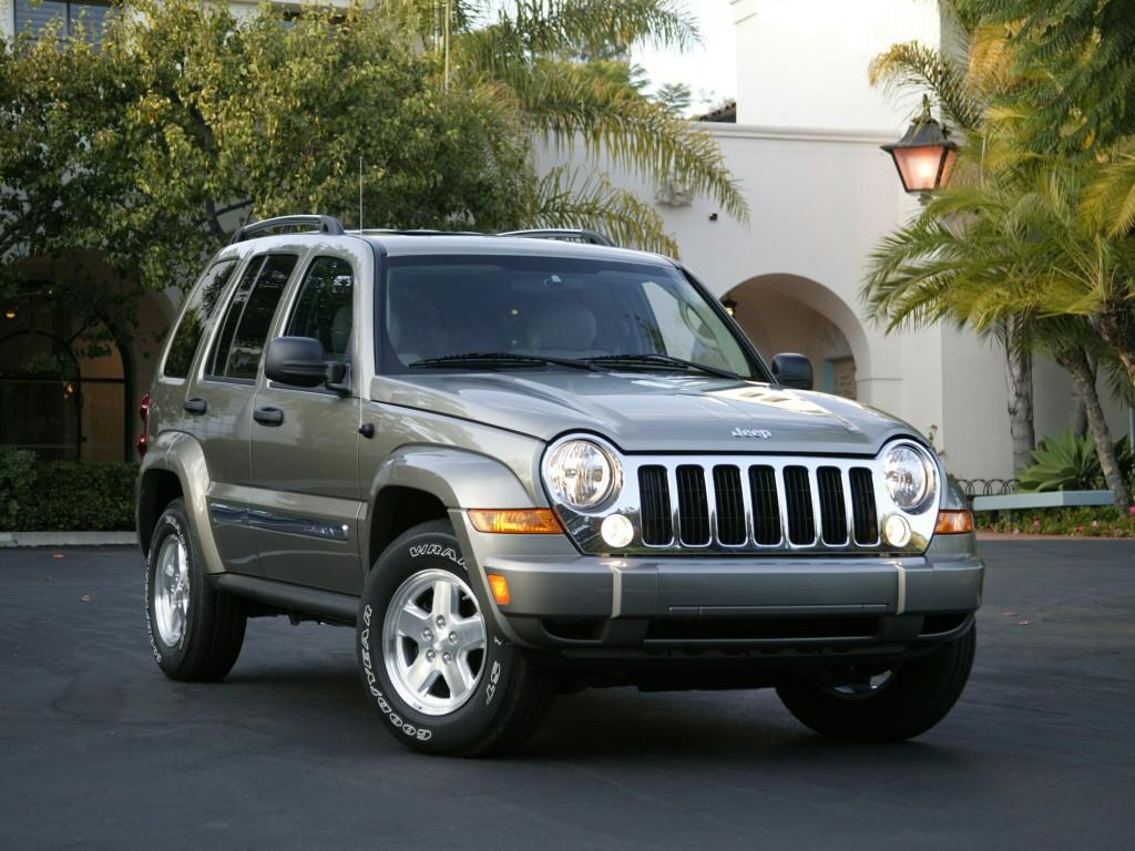 Jeep, Liberty Limited (KJ), 2005–07 Jeep Liberty Limited (KJ) '2004–07, AutoDir