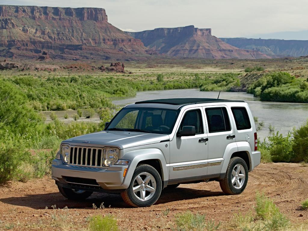 Jeep, 2008–  Liberty Limited (KK), 2008–12 Jeep Liberty Limited (KK) '2007–12, AutoDir