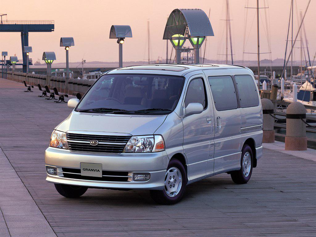 Toyota, Granvia, Toyota Granvia '1999–2002, AutoDir