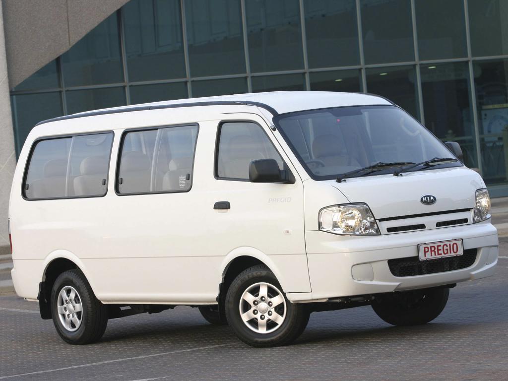 Kia, Pregio [ZA-spec], Kia Pregio [ZA-spec] '2003–07, AutoDir