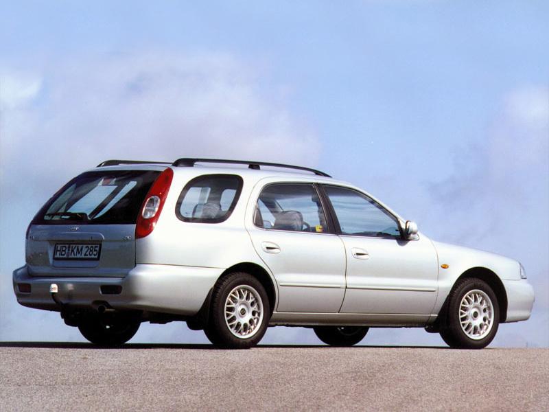 Kia, Clarus Wagon, Kia Clarus Wagon '1998–2000, AutoDir