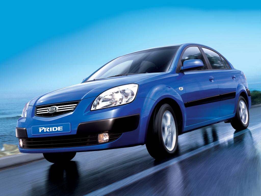 Kia, Pride Sedan, Kia Pride Sedan '2005–09, AutoDir
