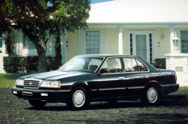 Kia, Potentia, Kia Potentia '1992–97, AutoDir