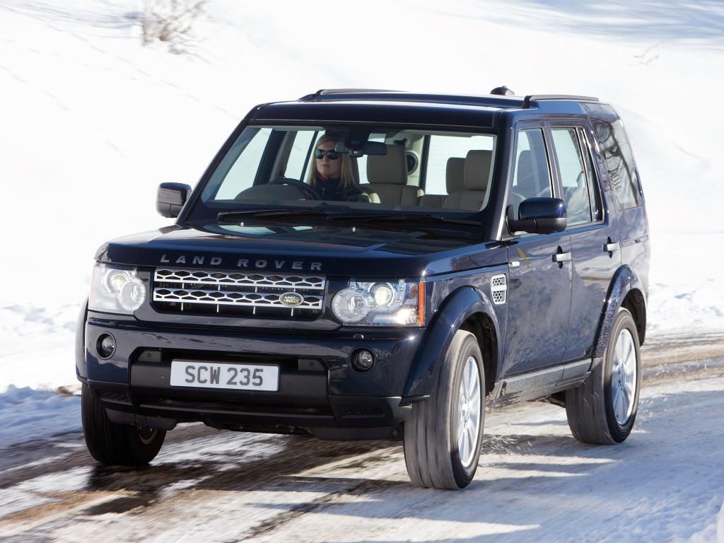 Land Rover, Discovery 4 3.0 TDV6 [UK-spec], Land Rover Discovery 4 3.0 TDV6 [UK-spec] '2009–13, AutoDir
