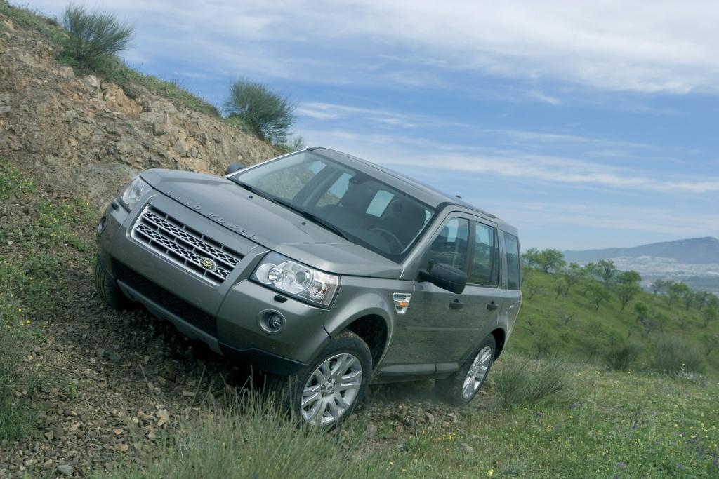 Land Rover, Freelander 2, Land Rover Freelander 2 '2006–10, AutoDir