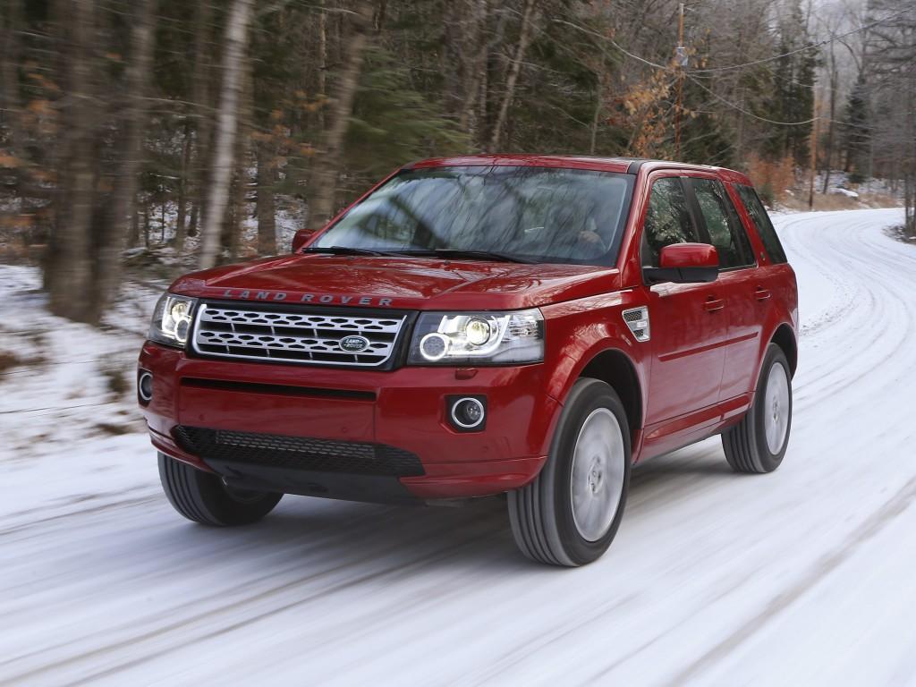 Land Rover, Freelander 2 HSE, Land Rover Freelander 2 HSE '2012–14, AutoDir