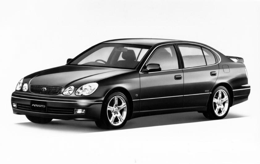 Toyota, Aristo (JZS160/161), Toyota Aristo (JZS160/161) '1997–2004, AutoDir