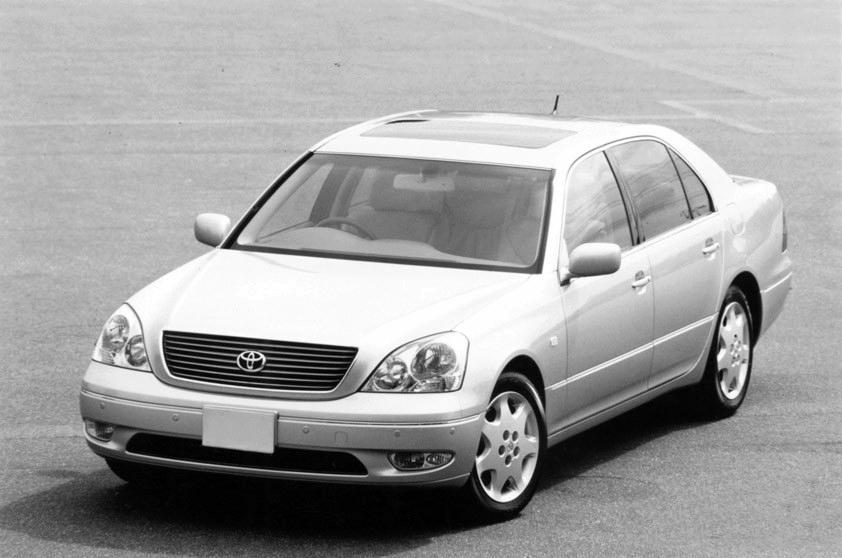 Toyota, Celsior (UCF30/31), Toyota Celsior (UCF30/31) '2000–03, AutoDir