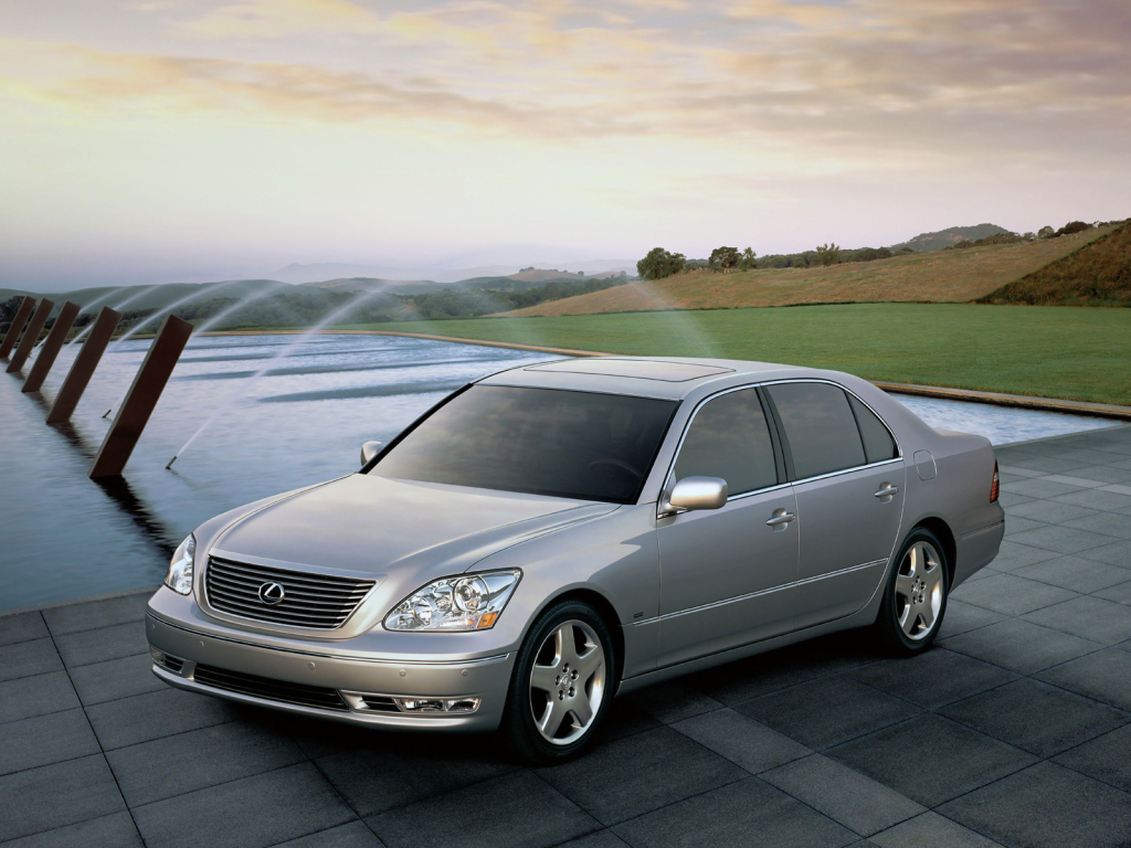 Lexus, LS 430 (UCF30), 2004–06 Lexus LS 430 (UCF30) '2003–06, AutoDir