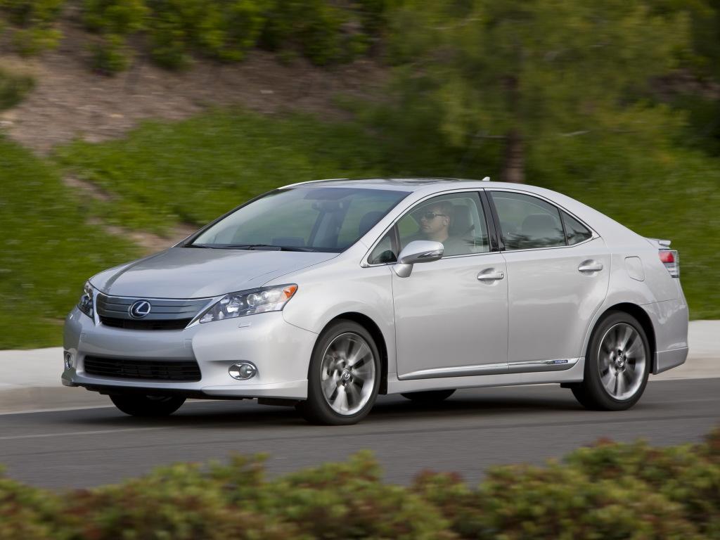 Lexus, HS 250h [North America] (ANF10), 2010–12 Lexus HS 250h [North America] (ANF10) '2009–12, AutoDir