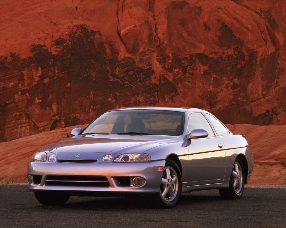 Lexus, 1998–  SC 3, 1998–2000 Lexus SC 300 '1997–2000, AutoDir