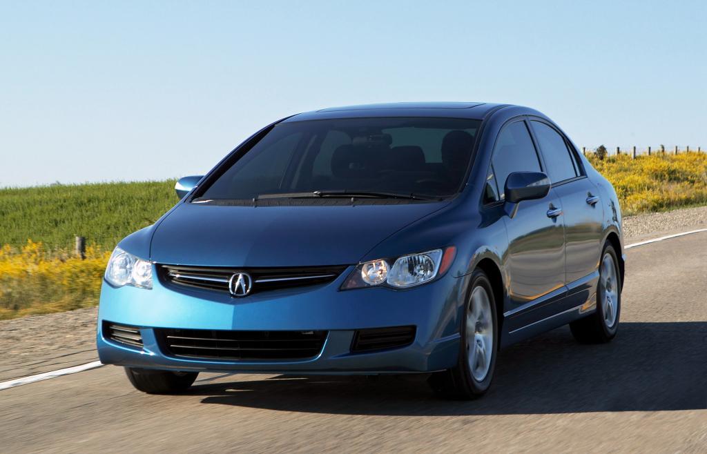 Acura, CSX, 2006–08 Acura CSX '2005–08, AutoDir