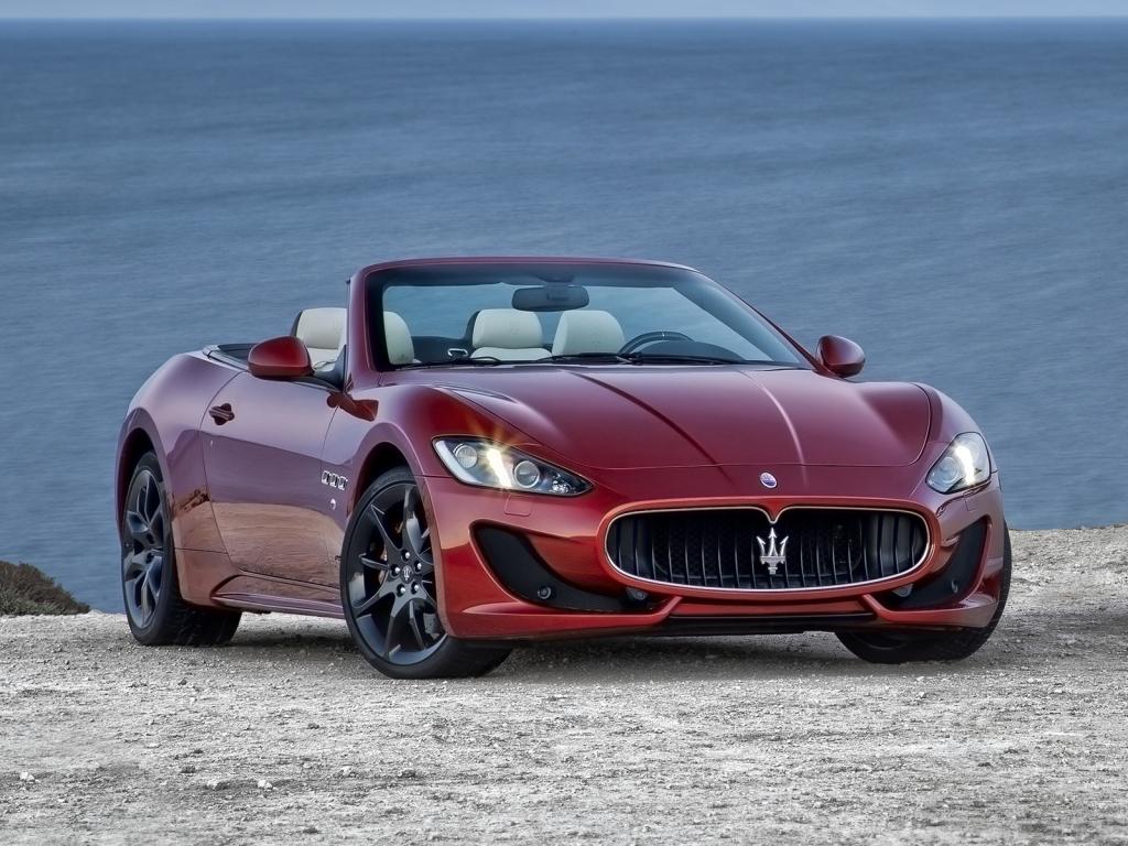 Maserati, GranCabrio Sport, Maserati GranCabrio Sport '2012–17, AutoDir