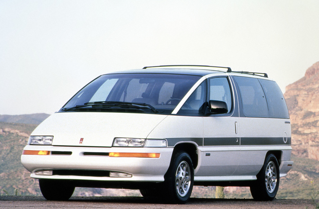 Oldsmobile, Silhouette, 1993–96 Oldsmobile Silhouette '1992–96, AutoDir