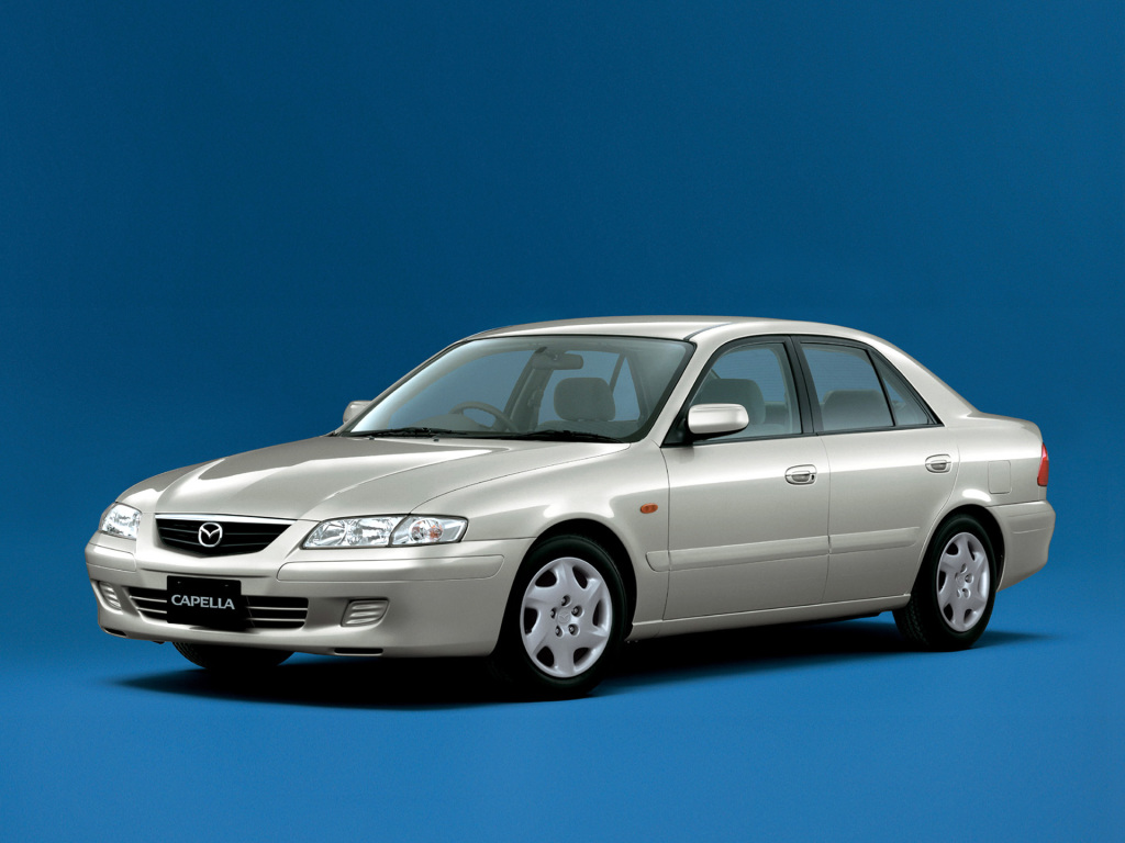 Mazda, Capella Gi Sedan (GF), Mazda Capella Gi Sedan (GF) '2001–02, AutoDir