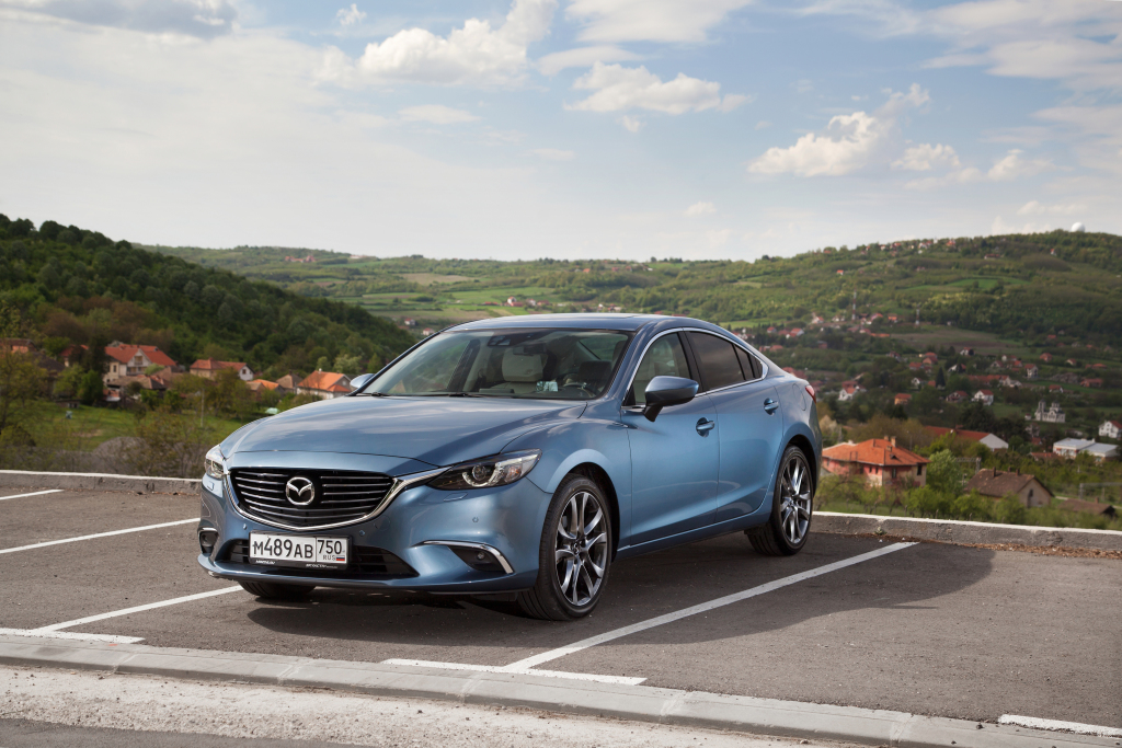 Mazda, 6 Sedan [Worldwide] (GJ), Mazda6 Sedan [Worldwide] (GJ) '2015–18, AutoDir
