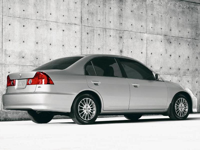 Acura, EL (MB4), 2004–05 Acura EL (MB4) '2003–05, AutoDir