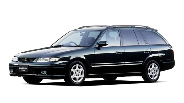 Mazda, Capella Wagon (GW), Mazda Capella Wagon (GW) '1997–99, AutoDir