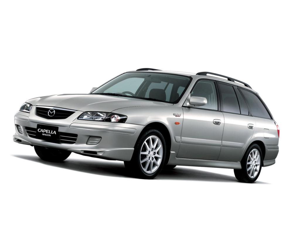 Mazda, Capella Wagon (GW), Mazda Capella Wagon (GW) '1999–2002, AutoDir