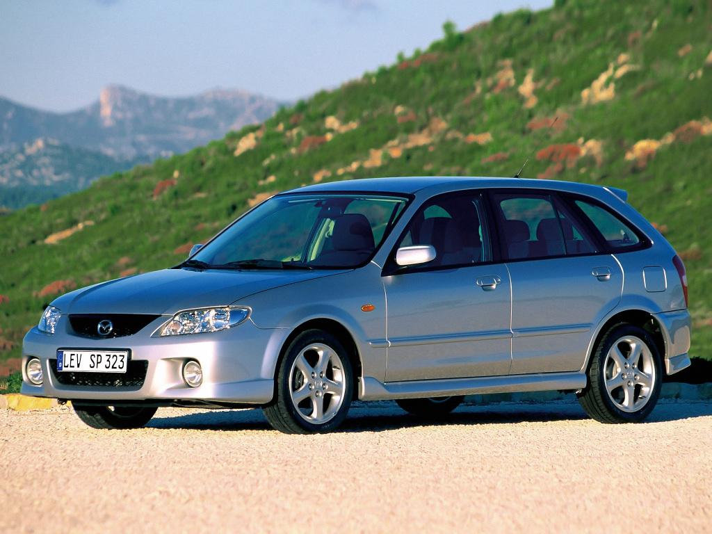 Mazda, 323 F (BJ), Mazda 323 F (BJ) '2000–03, AutoDir