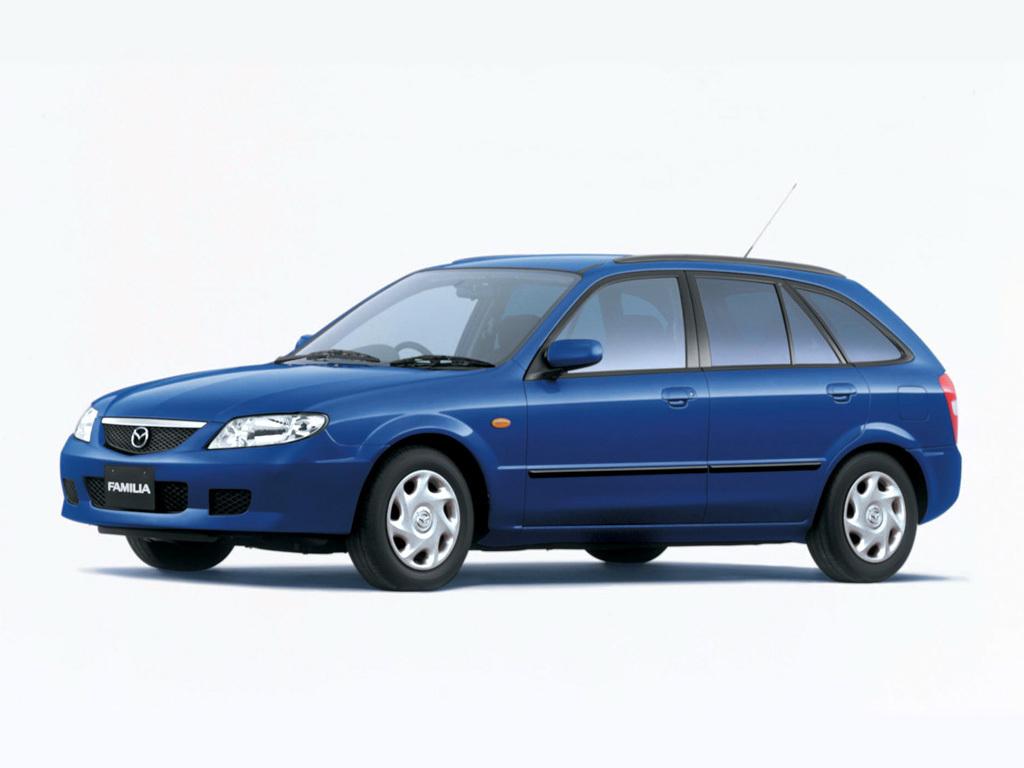 Mazda, Familia RS S-Wagon, Mazda Familia RS S-Wagon '2000–03, AutoDir