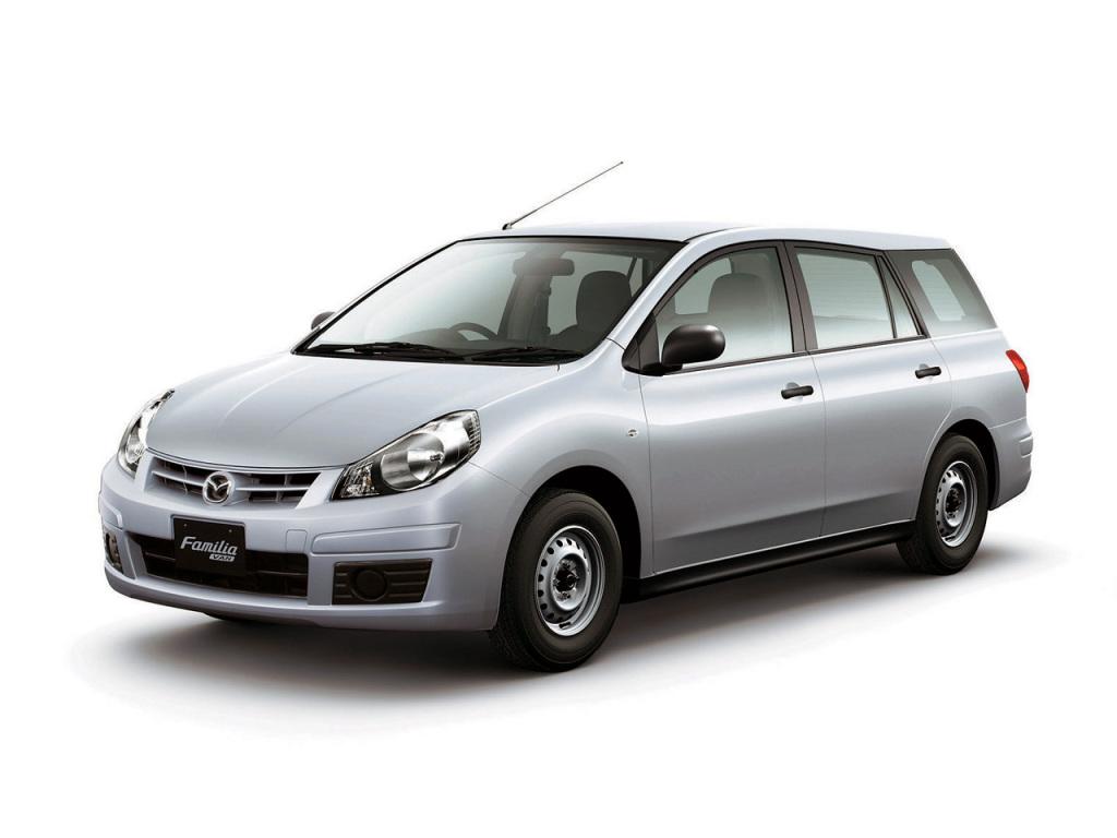 Mazda, Familia Van GX, Mazda Familia Van GX '2007–13, AutoDir