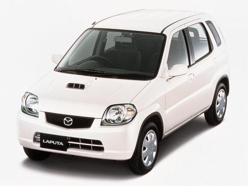 Mazda, Laputa, Mazda Laputa '2000–05, AutoDir