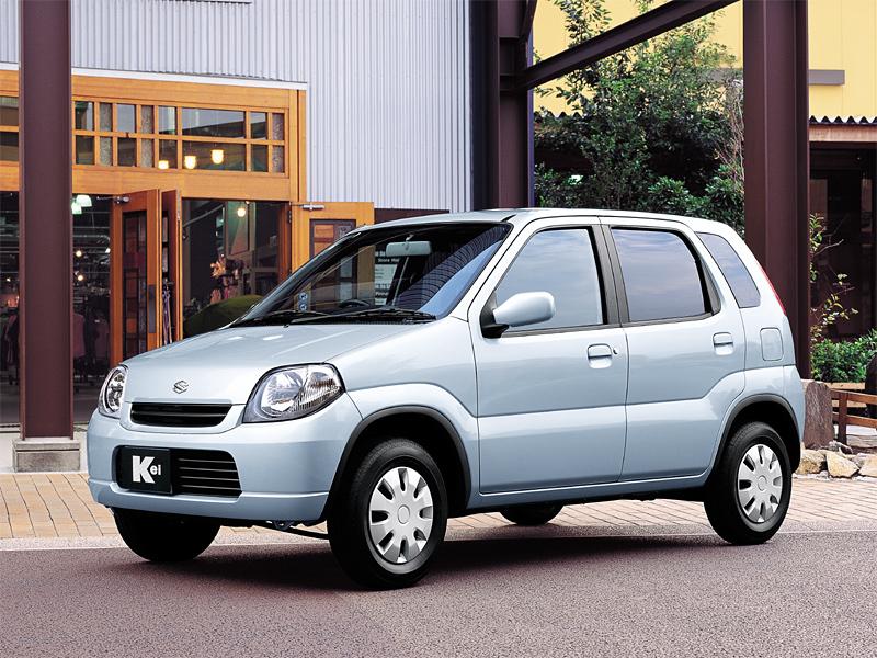 Suzuki, Kei, Suzuki Kei '2000–09, AutoDir
