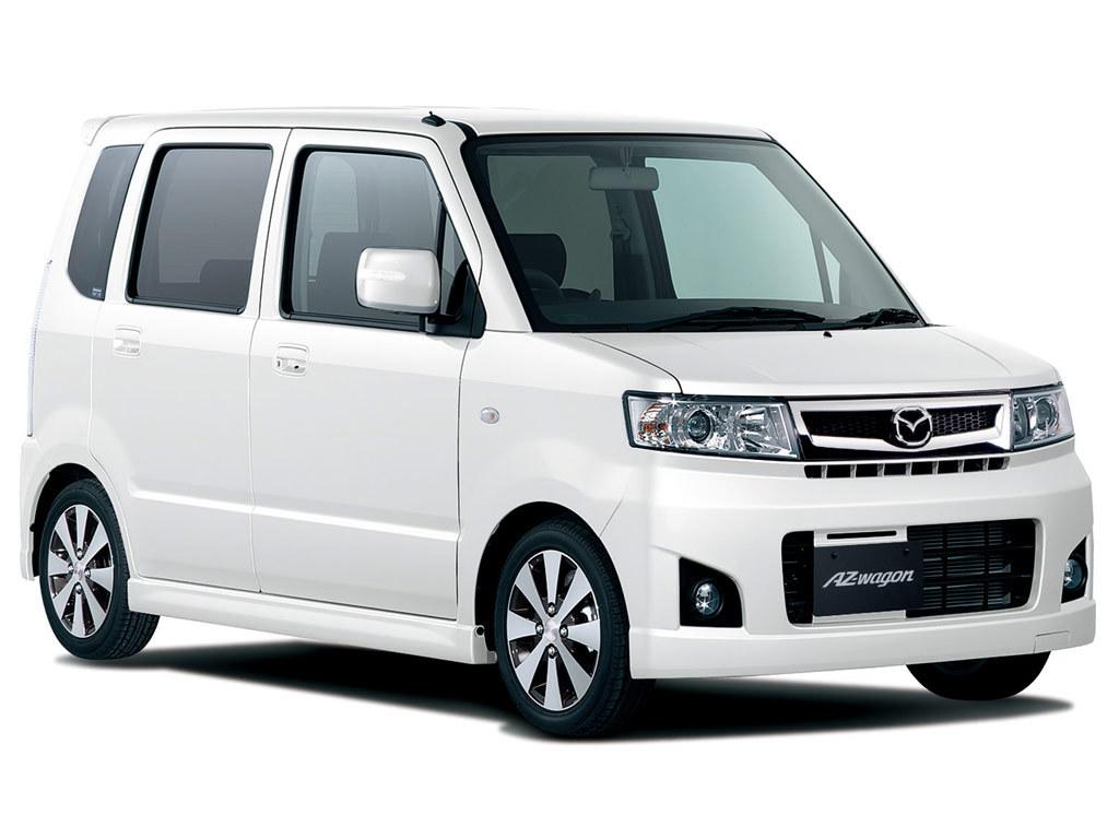 Mazda, AZ-Wagon Custom Style, Mazda AZ-Wagon Custom Style '2007–08, AutoDir