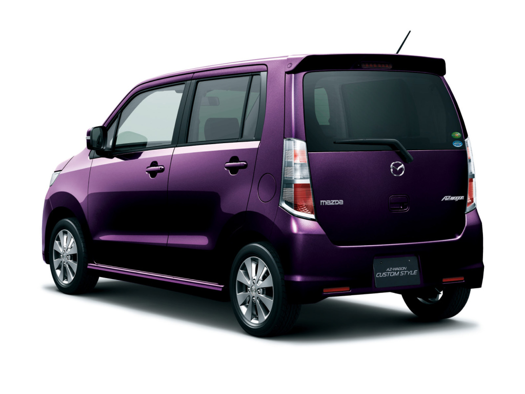Mazda, AZ-Wagon Custom Style, Mazda AZ-Wagon Custom Style '2008–12, AutoDir