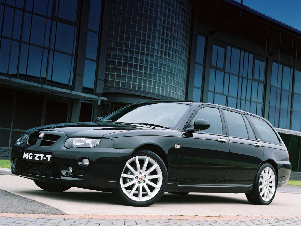 MG, ZT-T CDTi, MG ZT-T CDTi '2004–05, AutoDir