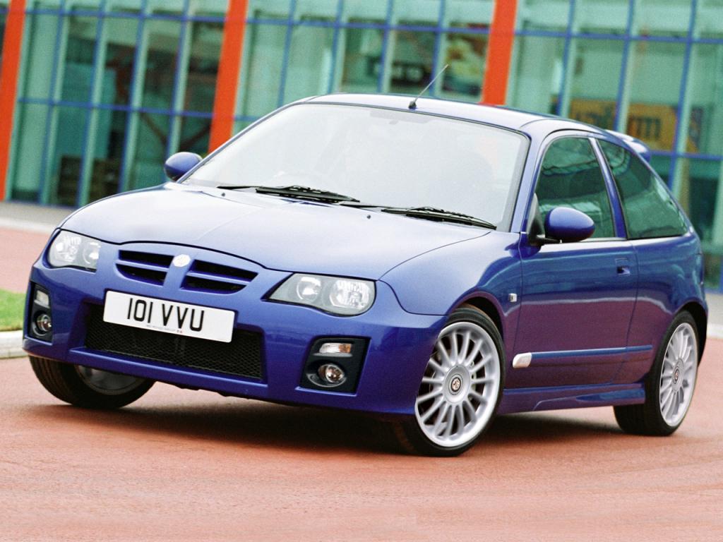 MG, ZR 160 3-door, MG ZR 160 3-door '2004–05, AutoDir