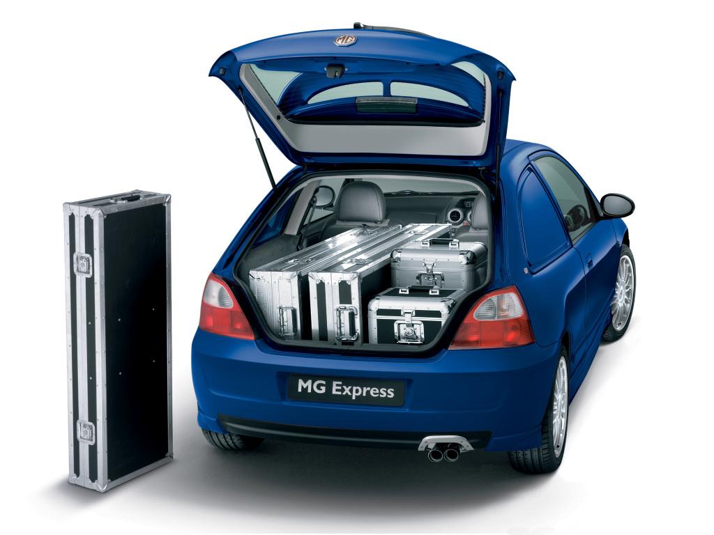 MG, ZR Express, MG ZR Express '2004–05, AutoDir