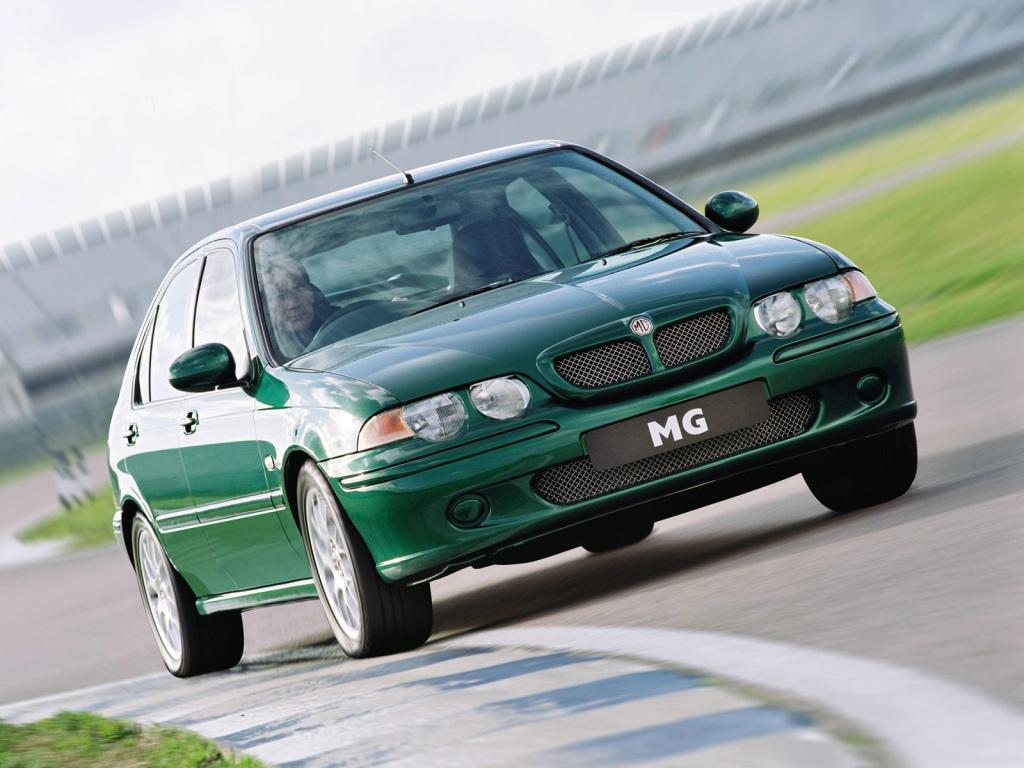 MG, ZS TD 115 5-door, MG ZS TD 115 5-door '2001–04, AutoDir