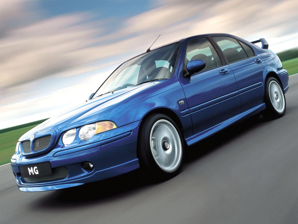 MG, ZS 180, MG ZS 180 '2001–04, AutoDir