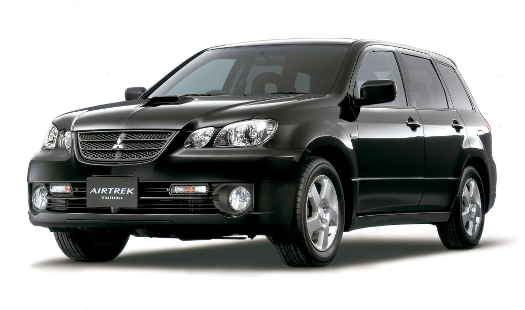 Mitsubishi, Airtrek Turbo, Mitsubishi Airtrek Turbo '2002–05, AutoDir