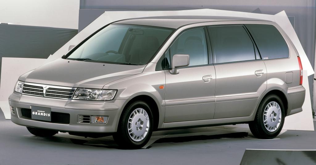 Mitsubishi, Chariot Grandis, Mitsubishi Chariot Grandis '2000–03, AutoDir
