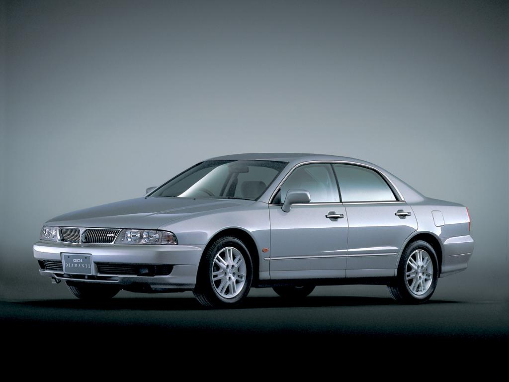 Mitsubishi, Diamante [JP-spec], Mitsubishi Diamante [JP-spec] '1999–2005, AutoDir
