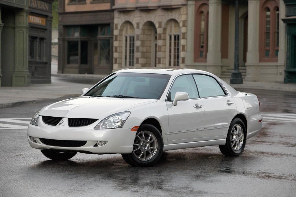 Mitsubishi, Diamante LS [North America], 2004–05 Mitsubishi Diamante LS [North America] '2003–05, AutoDir