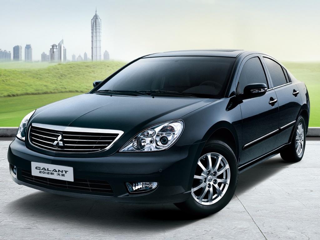 Mitsubishi, Galant [China], Mitsubishi Galant [China] '2011–16, AutoDir
