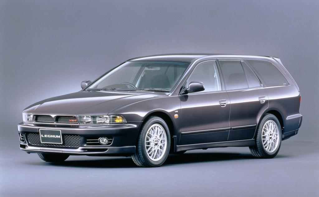 Mitsubishi, Legnum, Mitsubishi Legnum '1996–2002, AutoDir