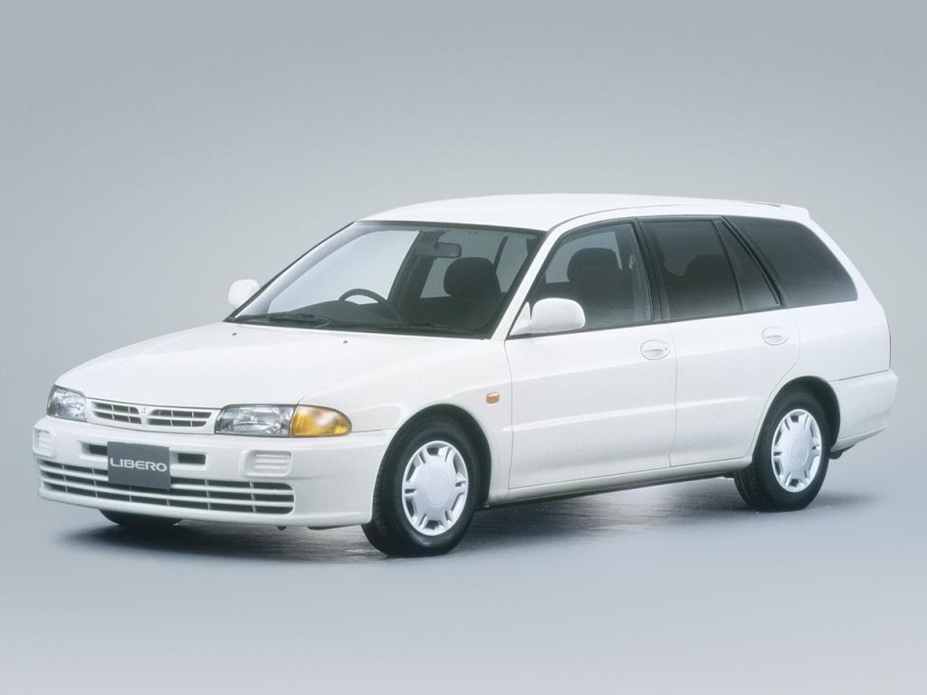 Mitsubishi, Libero V-Limited (CB4W) ', Mitsubishi Libero V-Limited (CB4W) '1999, AutoDir