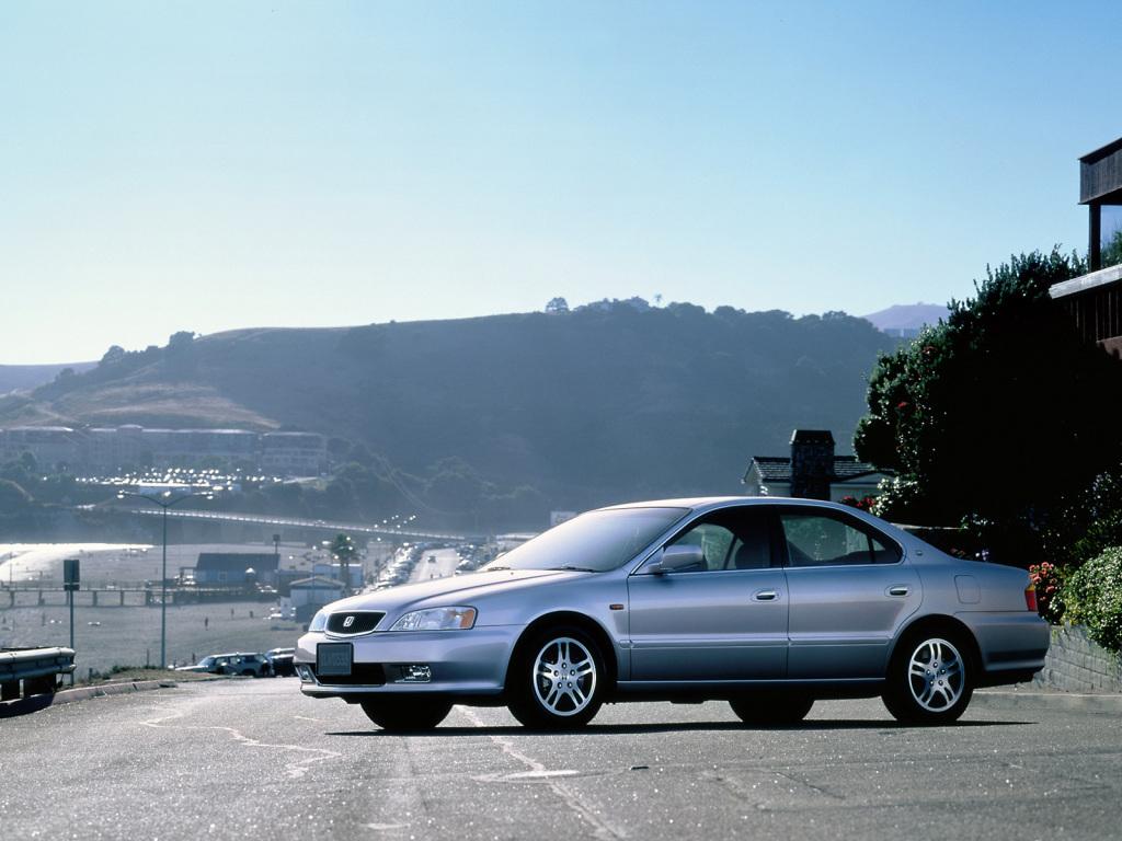 Honda, Saber 25V (UA4), Honda Saber 25V (UA4) '1998–2003, AutoDir