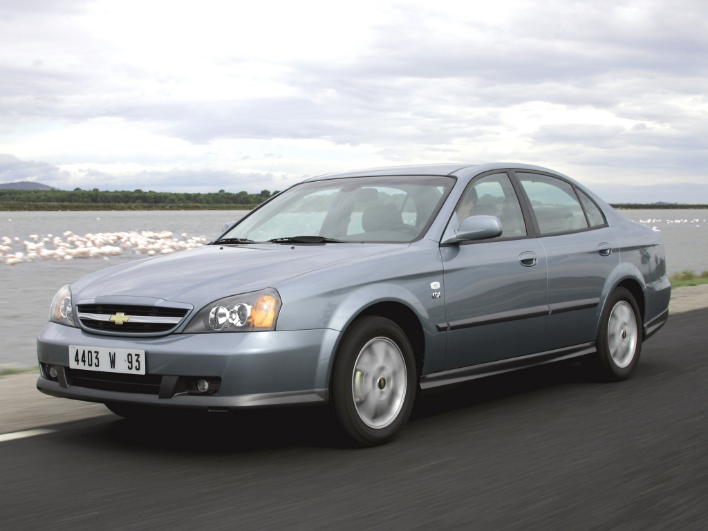 Chevrolet, Evanda, Chevrolet Evanda '2004–06, AutoDir