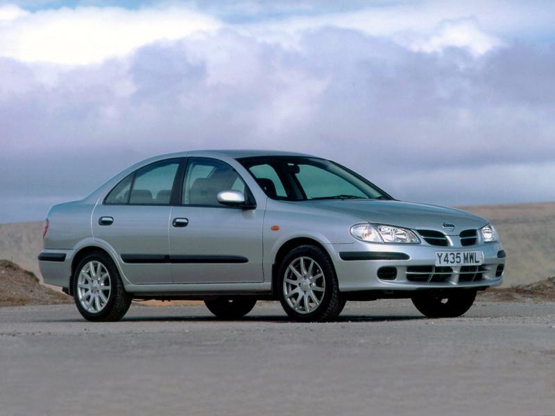 Nissan, Almera Sedan [UK-spec] (N16), Nissan Almera Sedan [UK-spec] (N16) '2000–03, AutoDir
